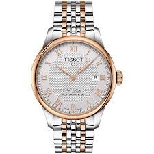 tissot bracelet links images Tissot t0064072203300 men 39 s le locle automatic two tone date