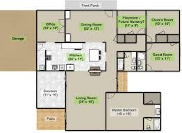 best floor plan best house plans for families homes floor plans