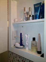 bathroom medicine cabinets with electrical outlet extraordinary bathroom medicine cabinets with electrical outlet 23
