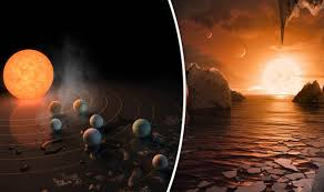 Seeking Planet Series Nasa Discovery News Nasa Finds New Solar System And Three Planets