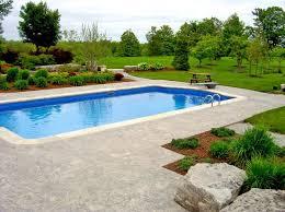 Concrete Pool Designs Ideas Swimming Pool Landscape Designs New Design Ideas Cuantarzon Com