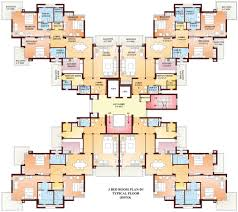 4 Unit Apartment Building Plans Mltipliers Realtor Pvt Ltd Project U2013 Parsvnath Exotica Apartments