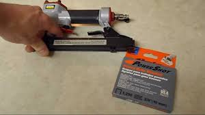 Best Pneumatic Staple Gun For Upholstery How To Find Staples For 20 Gauge Wide Crown Air Stapler Harbor