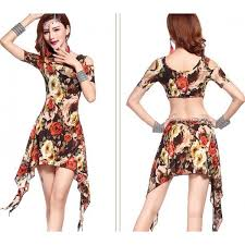 women u0027s girls floral printed blue fuchsia blue brown
