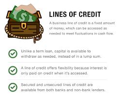 Business Secured Credit Card Business Line Of Credit Guide Businessloans Com