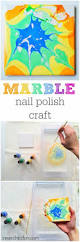 31 incredibly cool diy crafts using nail polish marble nail