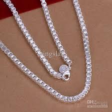silver necklace cheap images Wholesale kingslate pretty cute cheap strange 925 sterling silver jpg