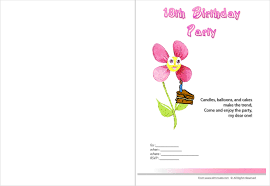 18th birthday invitations templates free eysachsephoto com