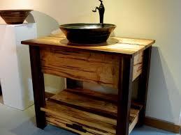 bathroom solid wood bathroom vanity 52 contemporary oak finished