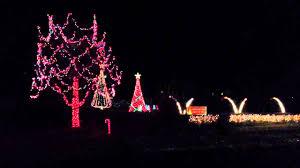 christmas light display to music near me fun christmas light display with music fort scott ks youtube