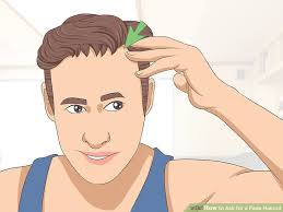 8 haircut look how to ask for a fade haircut 11 steps with pictures wikihow