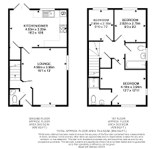 hamleys floor plan 3 bedroom semi detached house for sale in hamley close burnham on