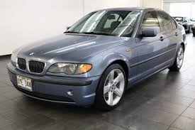 2005 bmw 325i used 2005 bmw 325i for sale in honolulu hi wbaev33465kl63807