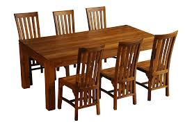 furniture solid wood teak dining table sets bali wanabalie
