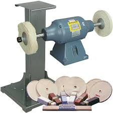 Bench Buffing Machine Baldor 3 4hp Buffer And Packages Tp Tools U0026 Equipment