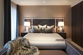 london luxury bedroom by rachel winham modern interior design