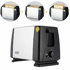 Which Sandwich Toaster Electric Automatic 2 Slice Bread Toast Toaster Sandwich Maker