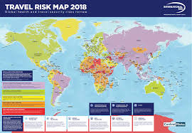 Rio On World Map Risk Outlook