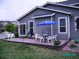 Diy Stone Patio Ideas How To Build A Patio Deck With Pavers Home Outdoor Decoration