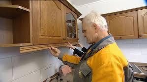 kranzleiste küche zur sendung vom 31 01 12 die einbauküche aus alt mach neu