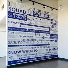 Google Wall How To Think Like Google With Graphic Design Creative Spaces By