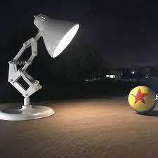 interesting pixar lamp ball blue screen and ideas