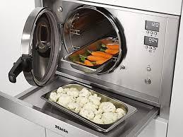 cuisine four vapeur dgd 4635 four à vapeur sous pression inox cleansteel four vapeur