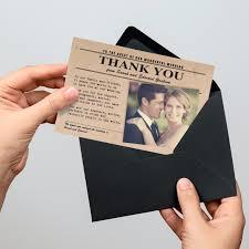 custom thank you cards emejing diy wedding thank you cards ideas styles ideas 2018
