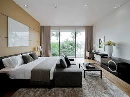 popular bright paint colors for modern bedroom design with luxury