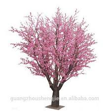 Cherry Blossom Tree Centerpiece by Artificial White Tree White Flower Tree Artificial Cherry Blossom