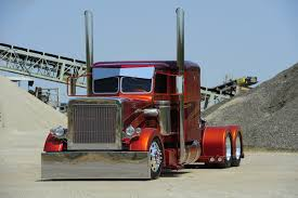 peterbilt show trucks semi trucks tractor rigs peterbilt wallpaper 4256x2832 53834