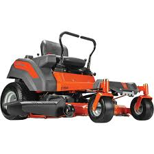husqvarna zero turn mower u2014 23 hp kawasaki v twin engine 54in