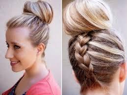 cuisiner des chignons coiffure tresse en 105 exemples fascinantes pour vous coiffure