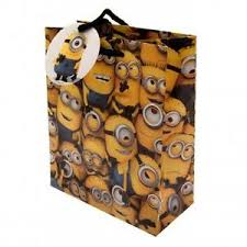 minion gift bags despicable me minion gift bag small present gift new official