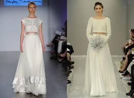 wedding separates maura co wedding ceremony 2015 wedding dress trends