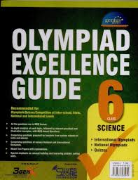 olympiad excellence guide science class 6 1st edition buy