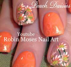 63 dazzling flower nail art for pleasant spring 2017