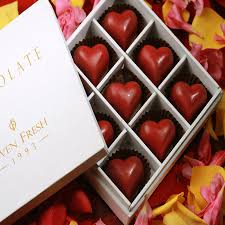 heart shaped chocolate heart shaped chocolate delivery in mumbai online chocolate order