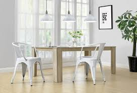 dining room attractive metropolis side chair sturdy metal frame