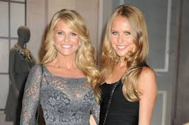 Christie Brinkley Christie Daughter Celebrate Dual Deals Page Six