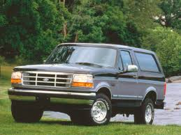 Fords New Bronco Ford Bronco And Ford Ranger Are Coming Back Business Insider