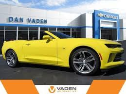 yellow chevy camaro for sale yellow 2017 chevrolet camaro for sale in