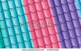 Roof Tile Colors Roof Sheets Stock Images Royalty Free Images U0026 Vectors Shutterstock