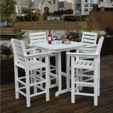 high top patio table and chairs hz09 cnxconsortium org outdoor