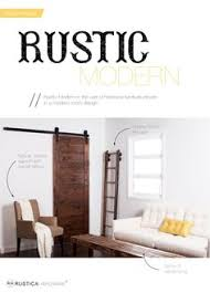 Ranch Style Barn Doors For That Rustic Look Http - Interior design styles guide