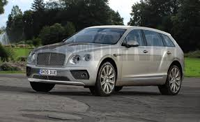 custom bentley bentayga 2017 bentley bentayga details rendering u2013 news u2013 car and driver