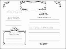 wedding guest book pages printable guest book template jsoft new wedding guest book pages