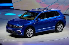 volkswagen tiguan 2016 interior volkswagen tiguan gte concept revealed with 218 ps and 50 km