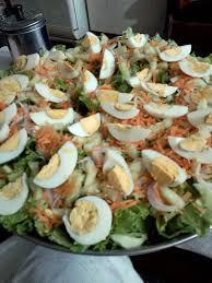 cuisiner simple et rapide recette de salade simple et rapide