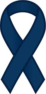 black and blue ribbon blue ribbon sticker icon vector data svg vector